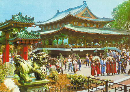 Zu sehen ist das Restaurant Chinatown.
