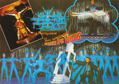 """Die Magic Supershow """"Welcome Las Vegas"""" mit Lee Pee Ville."""